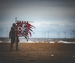 This weekend saw the Vikings take over the shores of Skegness.