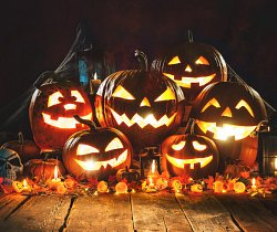 Come and celebrate Halloween on the Coast