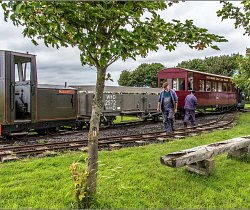 Free Train Travel On Lincolnshire Coast Light Railway ForCaravan Show