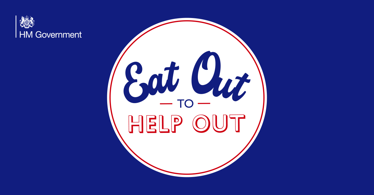 Eat Out to Help Out Launches TODAY