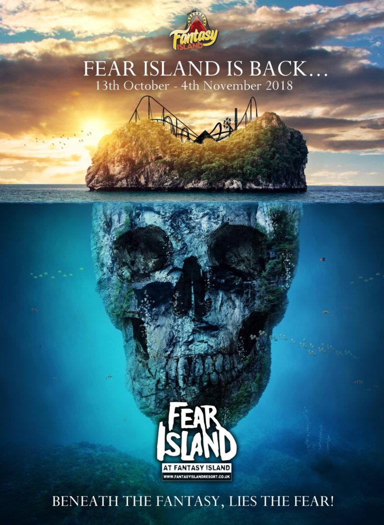 Fear Island Returns 13th October 4th November 2018